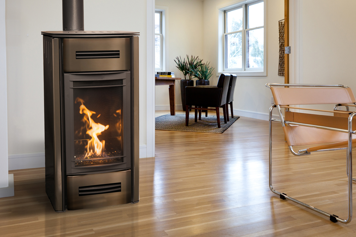 Pacific Energy Mirage 30 Gas Stove