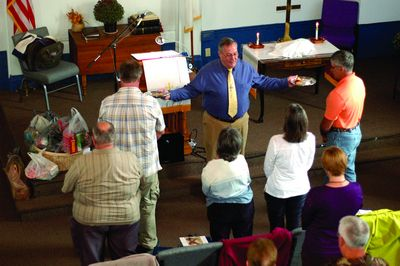Hyndsville, Dorloo churches celebrate a year as Christian Community Church of Faith