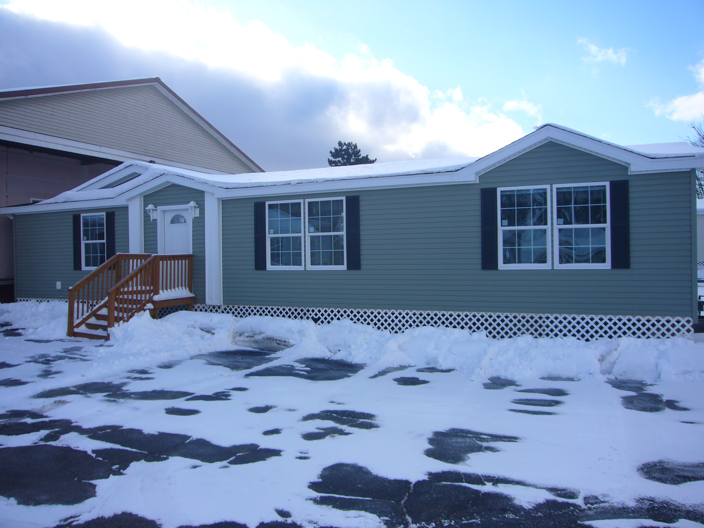 Homes Allegany Beacon Prime Sykview Ranch Modular