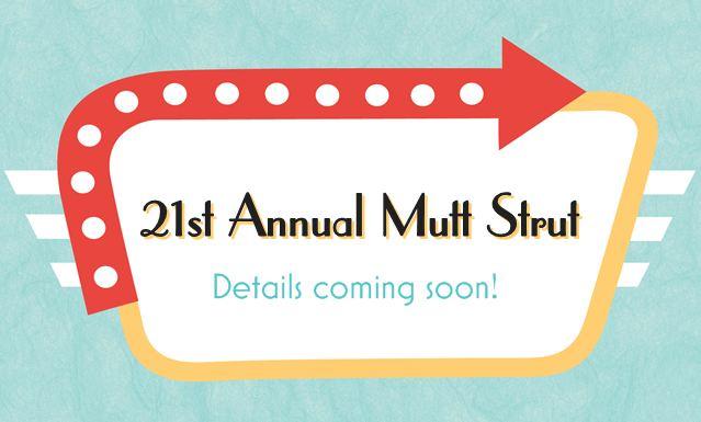 21st Annual Mutt Strut