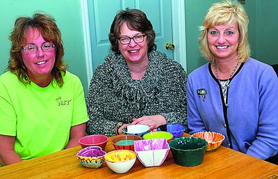 6th Empty Bowls Sunday at C-R High School