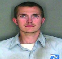 Mailman arrested in mail thefts