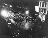 Schoharie to return to days of street movies