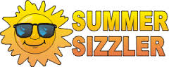 SUMMER SIZZLER SALE ENDS AUGUST 16TH