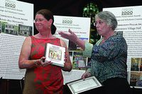Sharon Springs a winner in Otsego 2000 awards