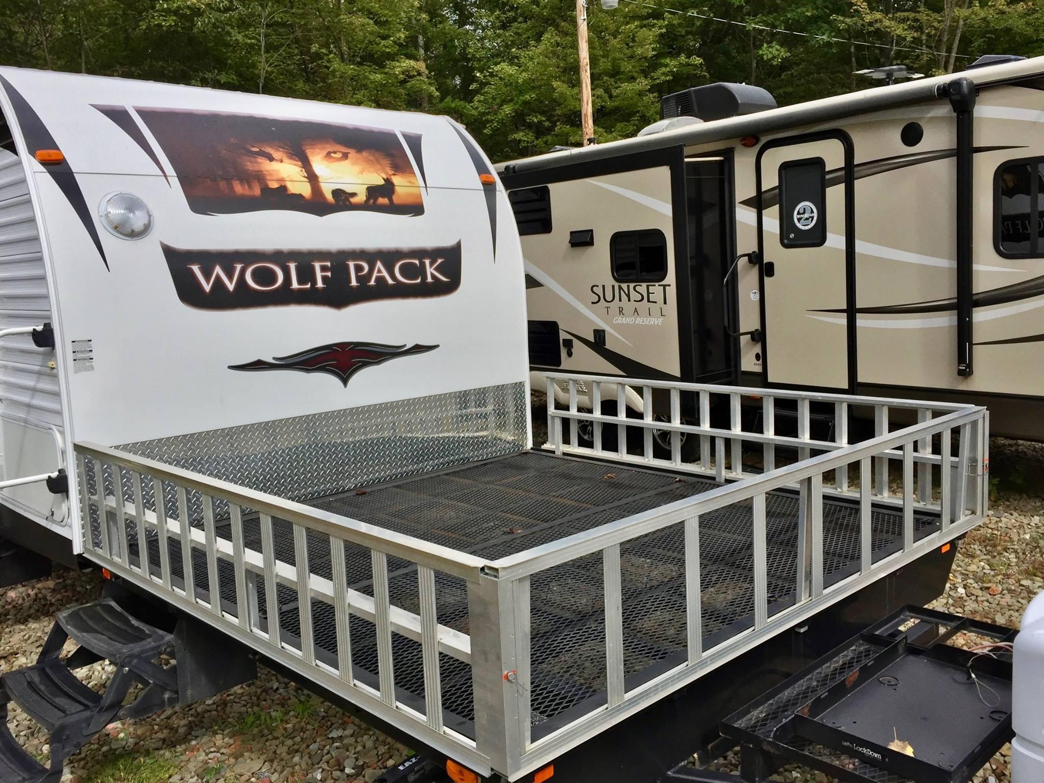 Wolf Pack Sport Hauler