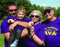 Schoharie County turns out for Ava Byrne