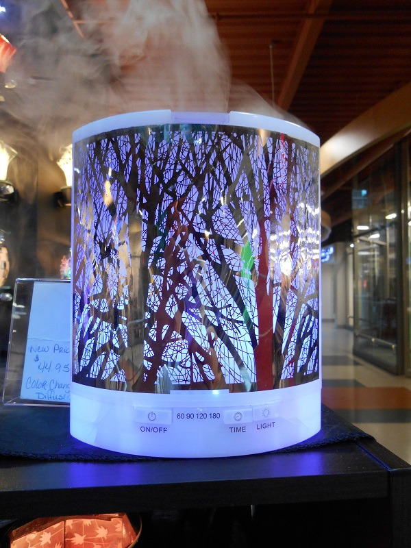 Diffuser, color changing trees, high tech essential oil diffuser h006