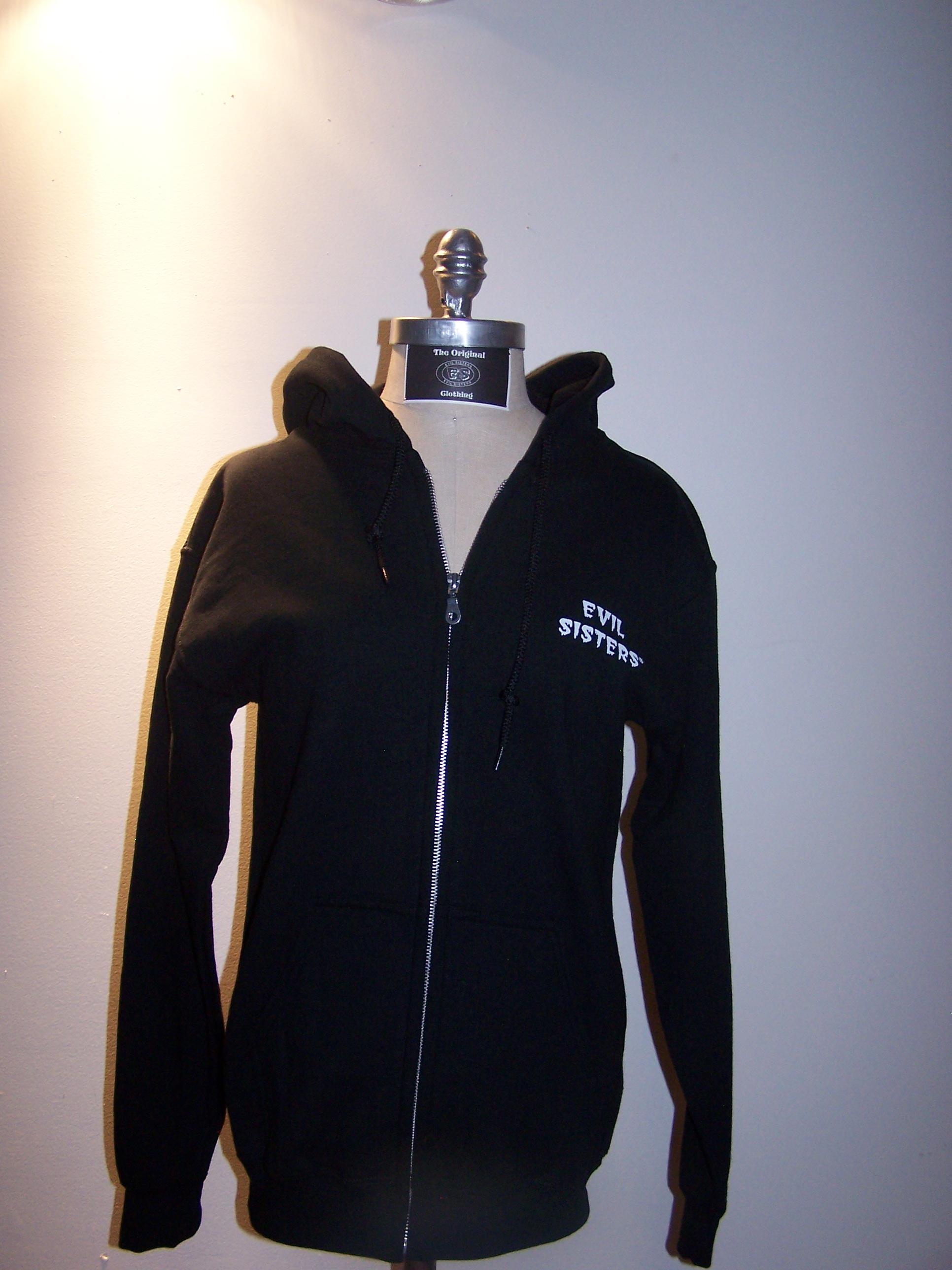 Decree Zipper Hoodie 2X