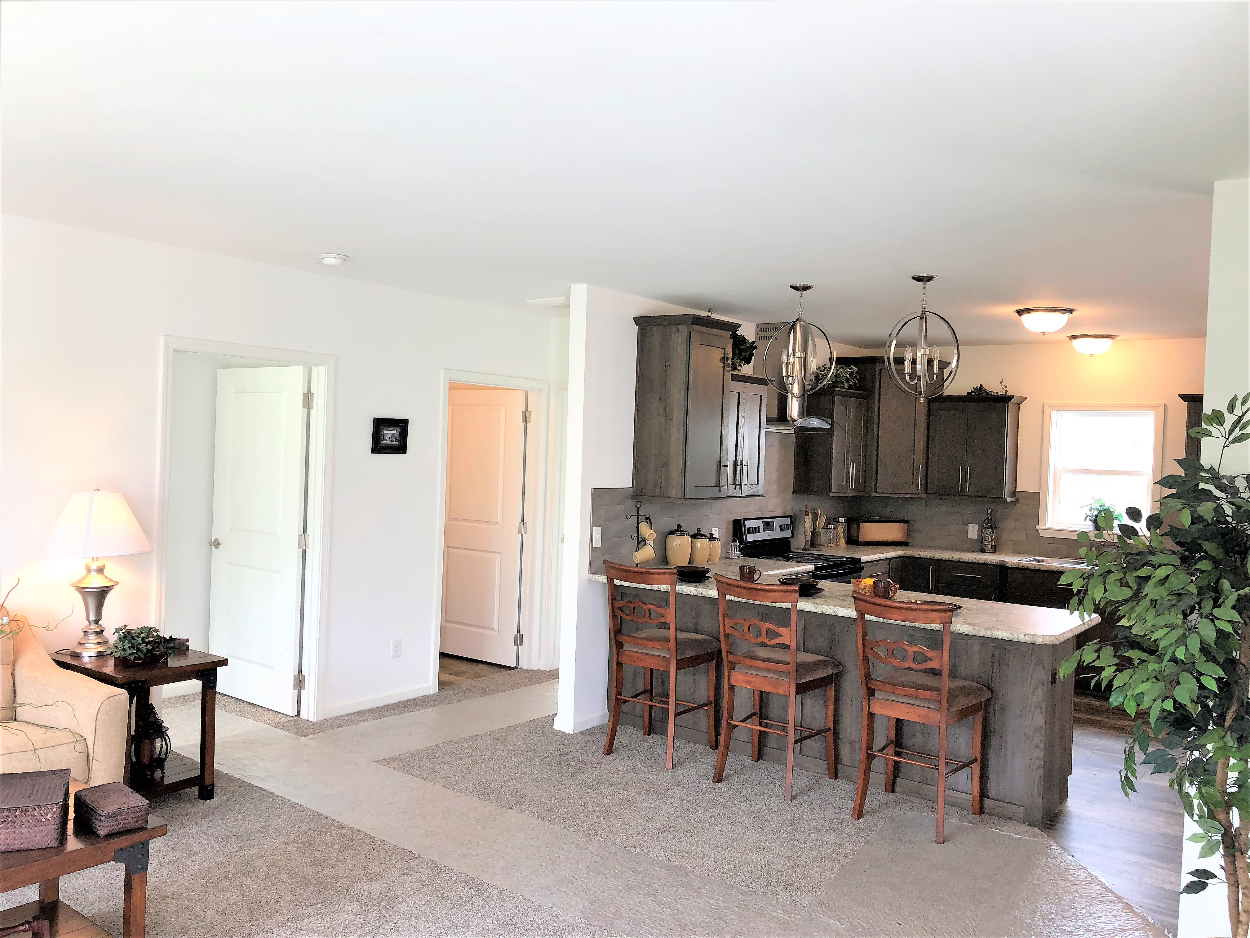 The Deruyter Lake Modular Home For Sale By American Homes Cny