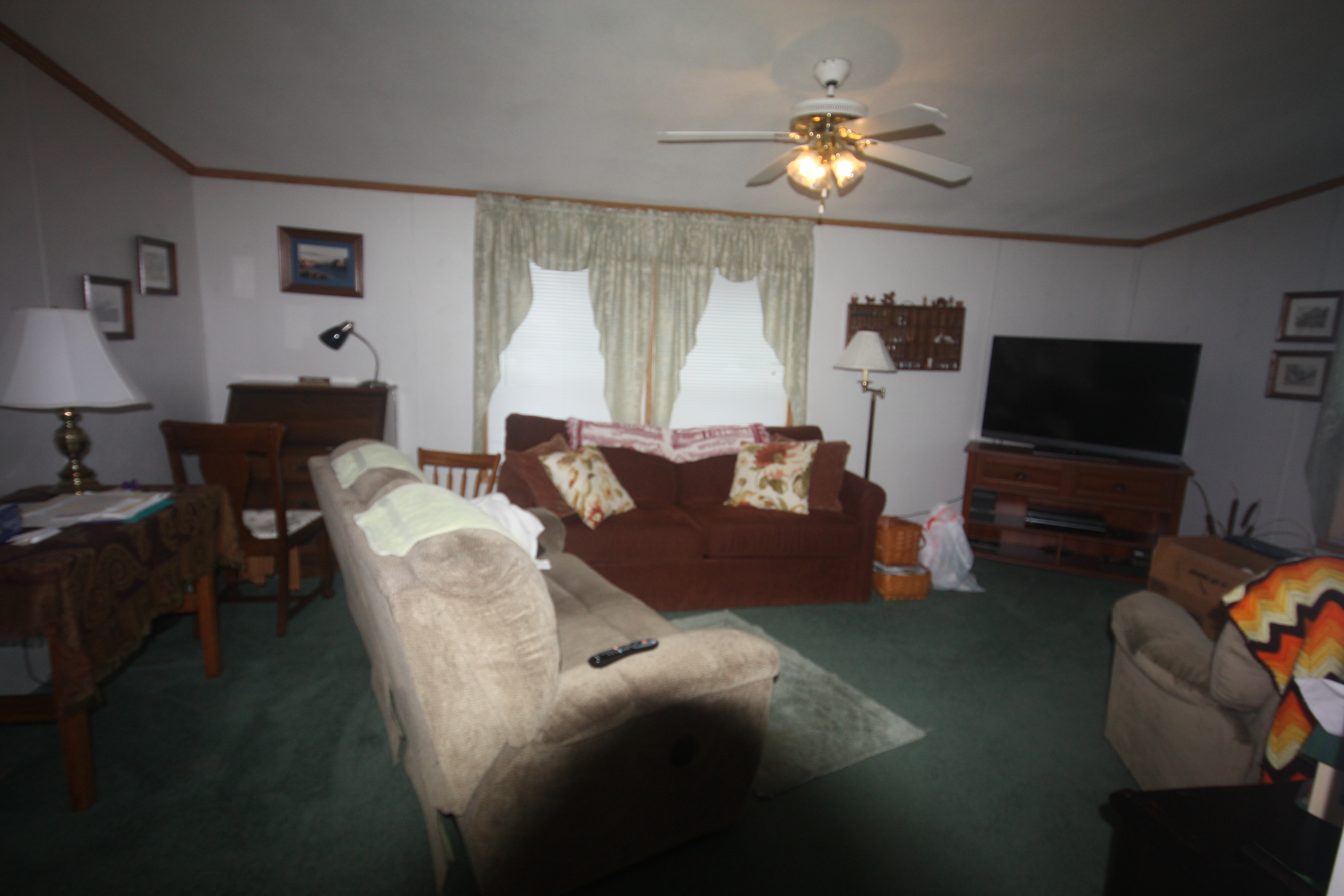 Pre-Owned Fleetwood Double Wide, 28x60