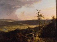 Esperance slates talk on Thomas Cole expert; see the painting