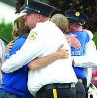 Schoharie Strong for families, volunteers