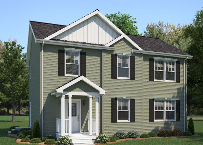 Our Two Story Homes | American Home Small Modular Homes Floor Plans X on