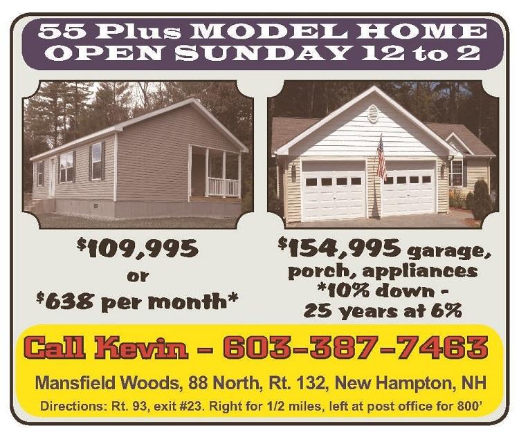 $32,995 mobile home, $59,995 28 wide $83,995 Modular cape