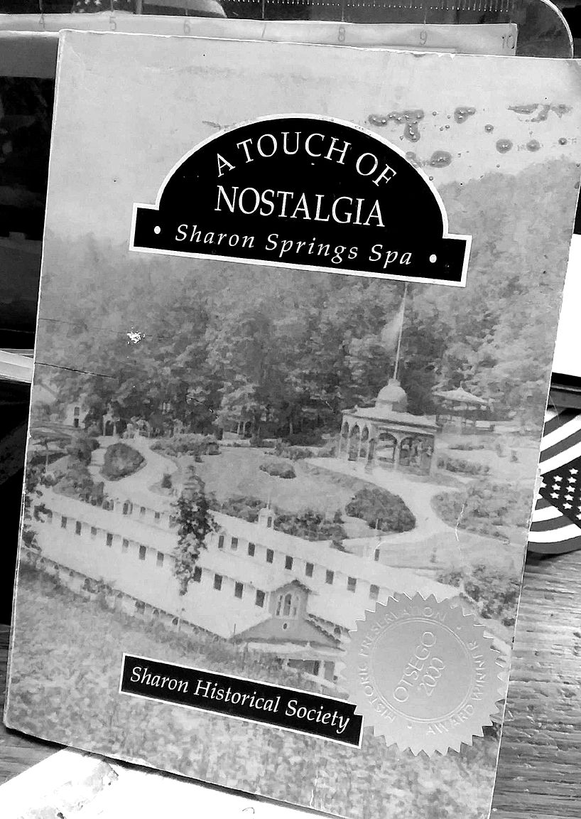 "Sharon Historical Society updating, reprinting ""Nostalgia"""