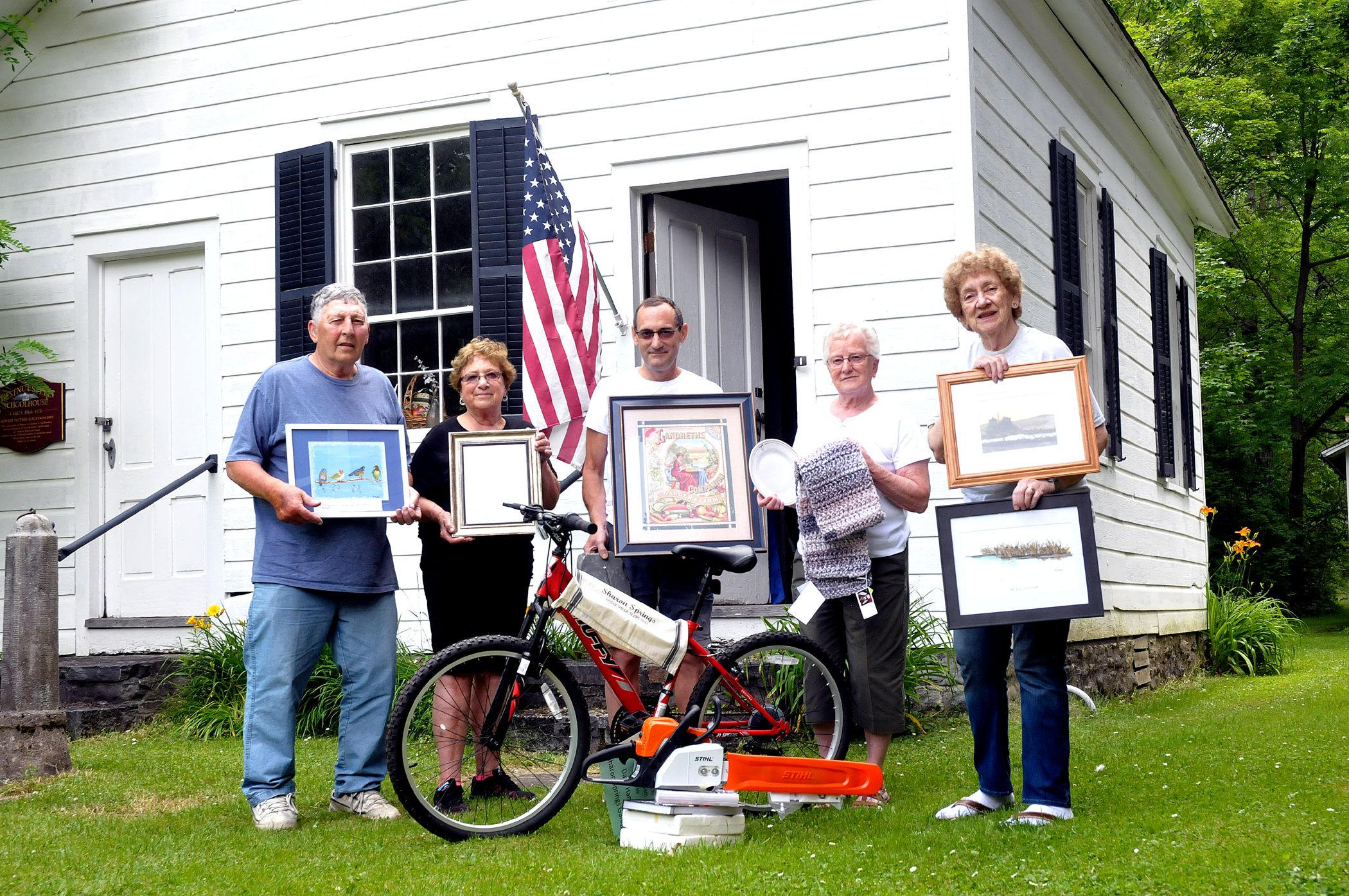 Sharon Historical Society plans one-of-a-kind auction