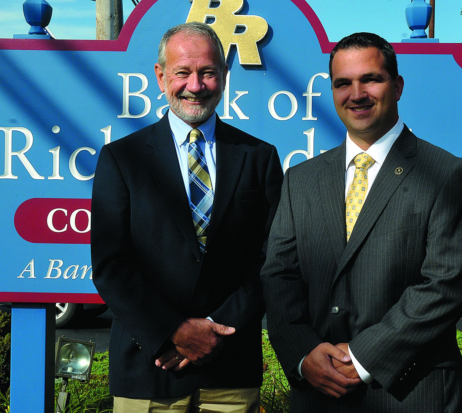 Mr. President: Steve Palmer to replace Randy Crapser at Bank of Richmondville
