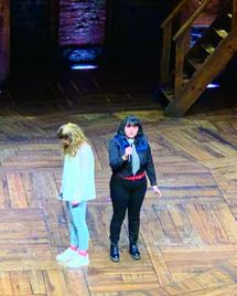 "SSCS duo earns spot on ""Hamilton"" stage"