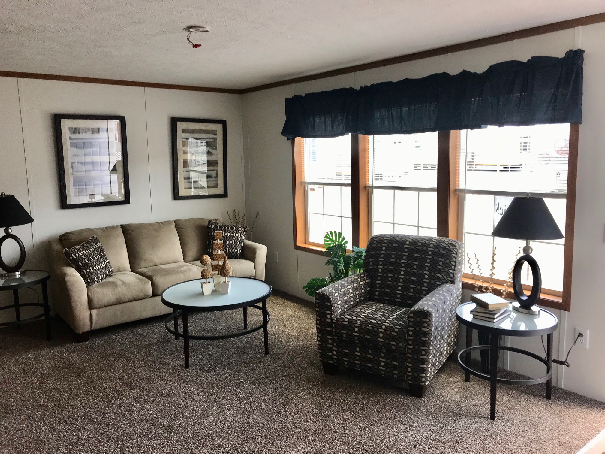 Berwick Value Sectional at Welcome Homes