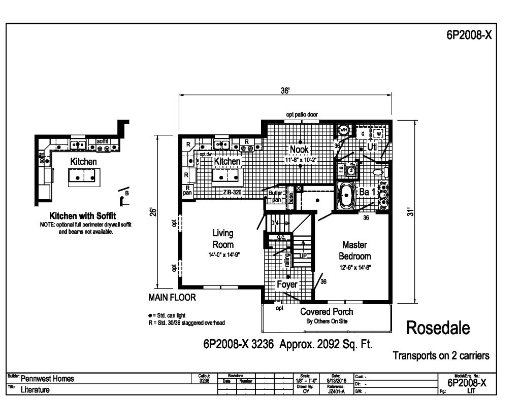 Rosedale Two Story