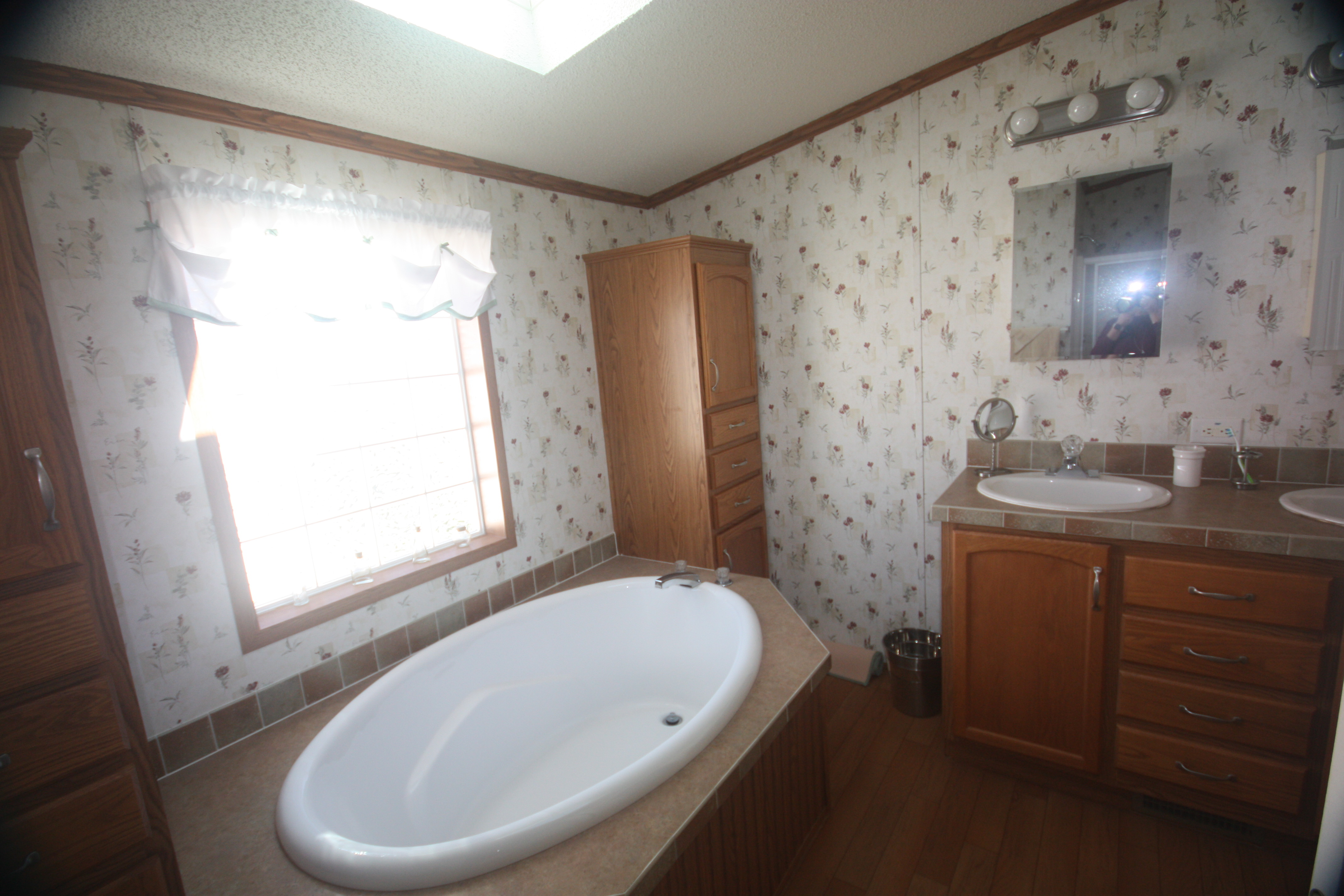 Pre-Owned Fleetwood Double Wide, 28x58