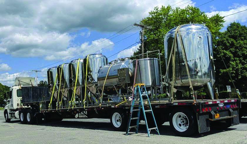 Awarding-winning distiller moves to Charlotteville