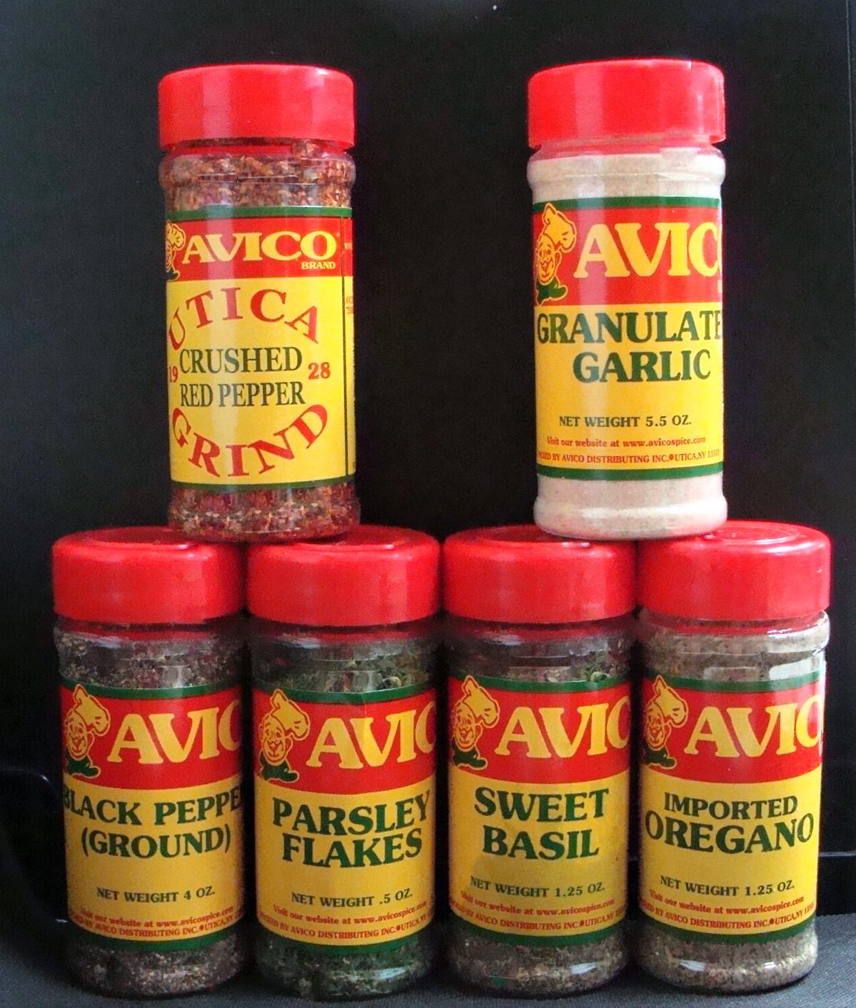 Avico Spice 6 Pack
