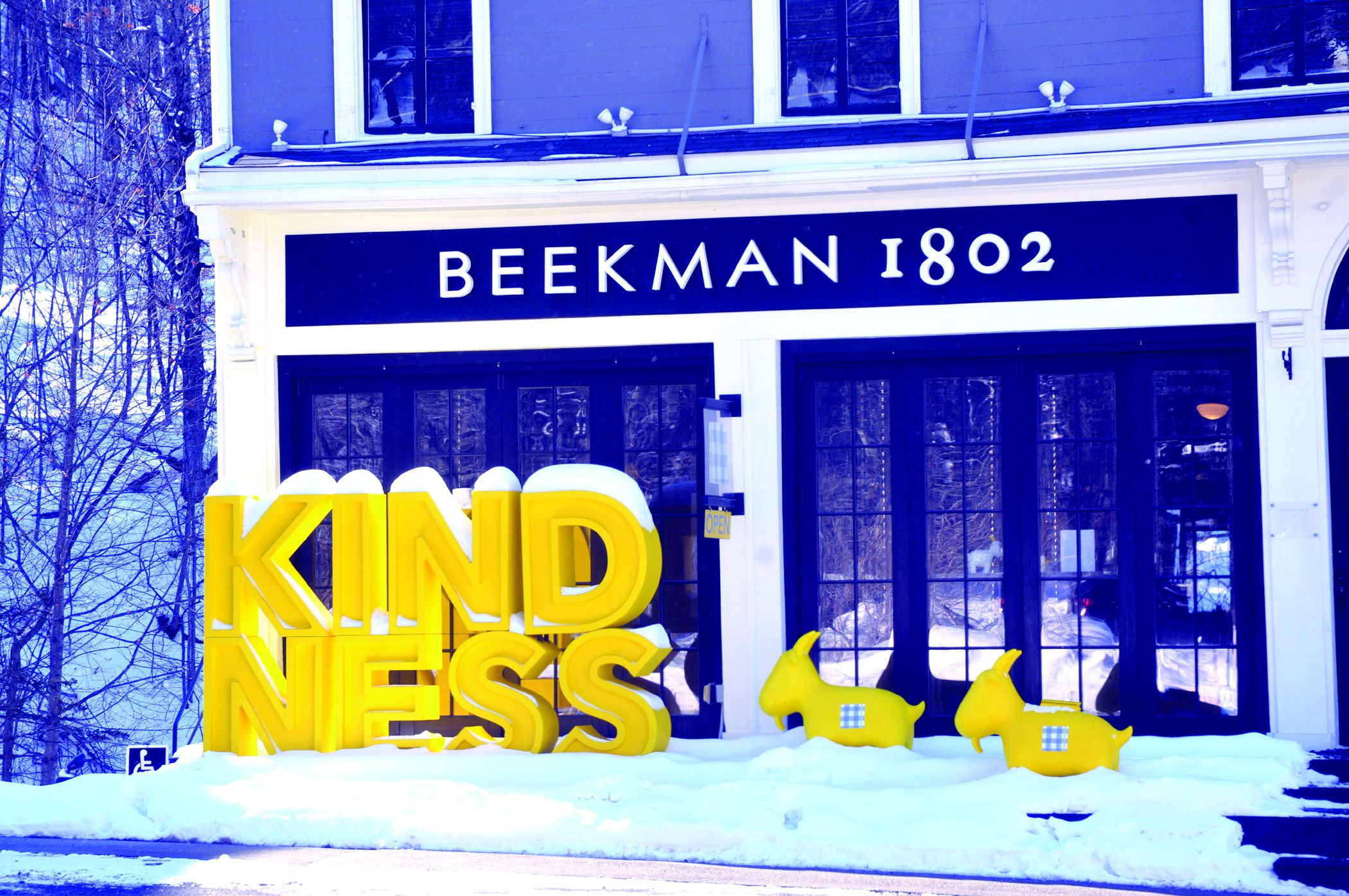 Beekman 1802 spreads kindness to schools