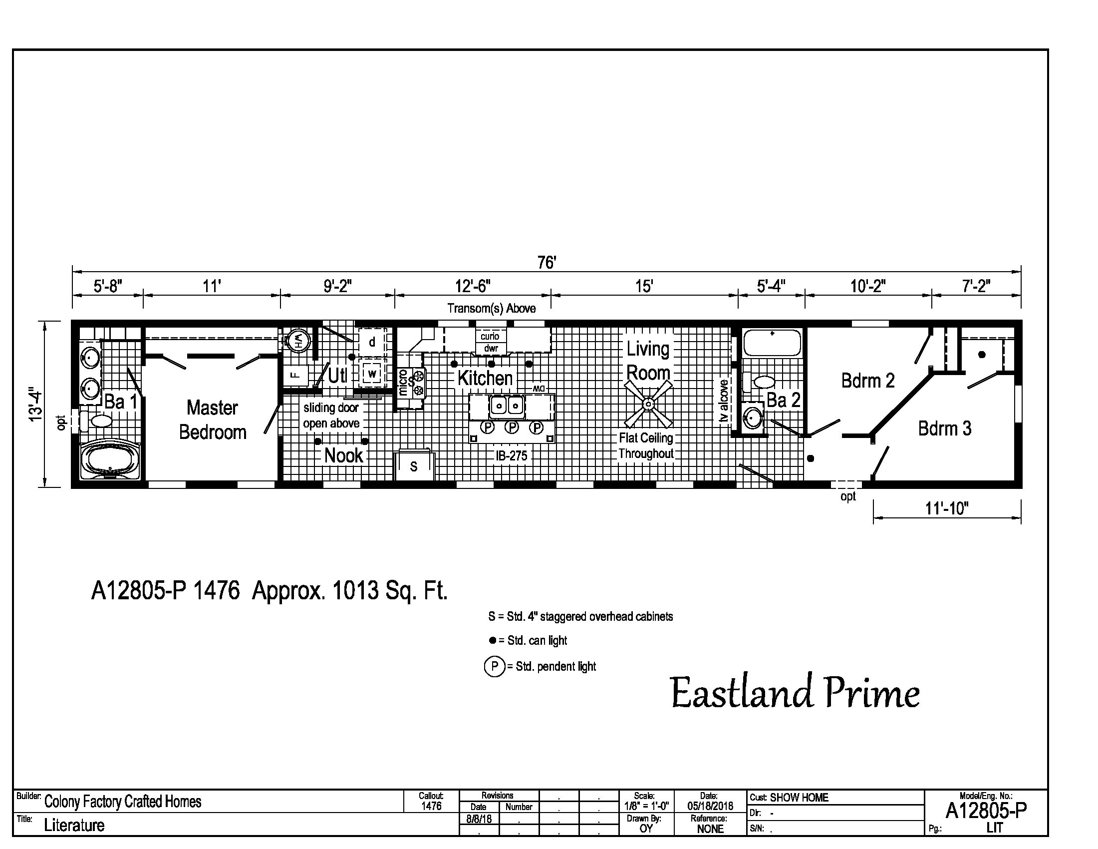 A12805 Eastland Prime