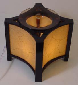 oil warmer, tart burner, electric wood box d406