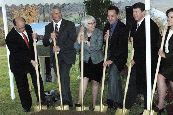 SUNY breaks ground on energy facility