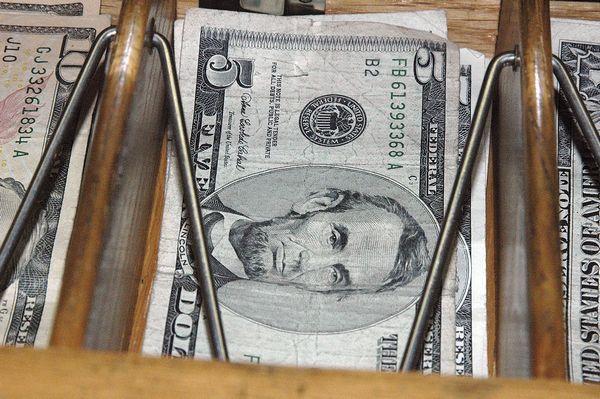 County headed toward financial crisis