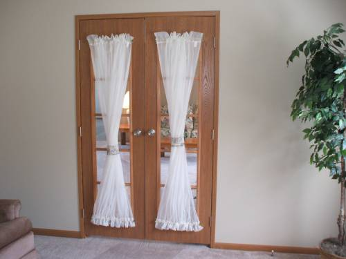 French Doors at Den