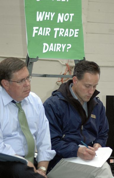 Dairy rally another cry for herlp
