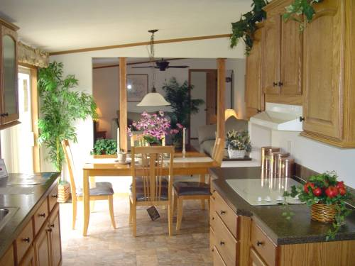 Kitchen to Nook