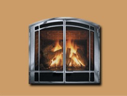 Mendota Gas Fireplace DXV42