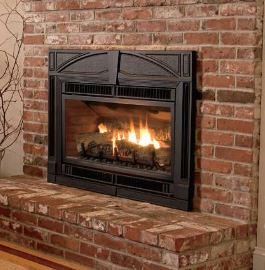 Gas Fireplace Inserts at Hearth & Home