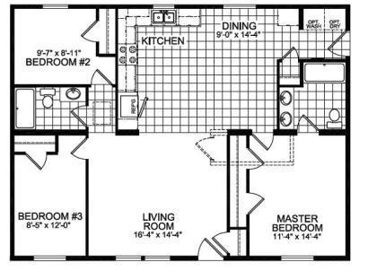 MO510 Floor Plan