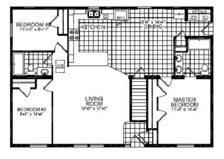Shown with a 4 Stretch (MO571 Floor Plan)