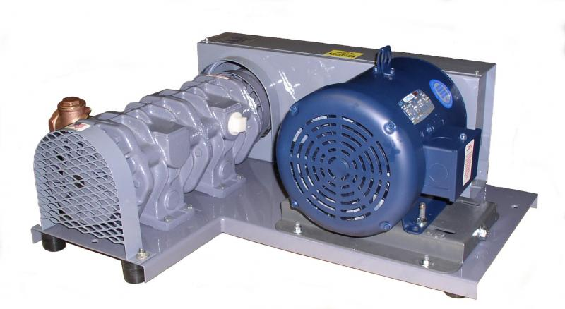 Cond Rotary Vane Dry Air Vacuum Pumps & Compressors