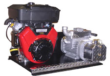 Cond Gas Engine Vacuum Units
