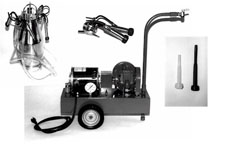 Cond Goat and Sheep Milking Machine