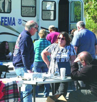 Huh? FEMA says no need for housing