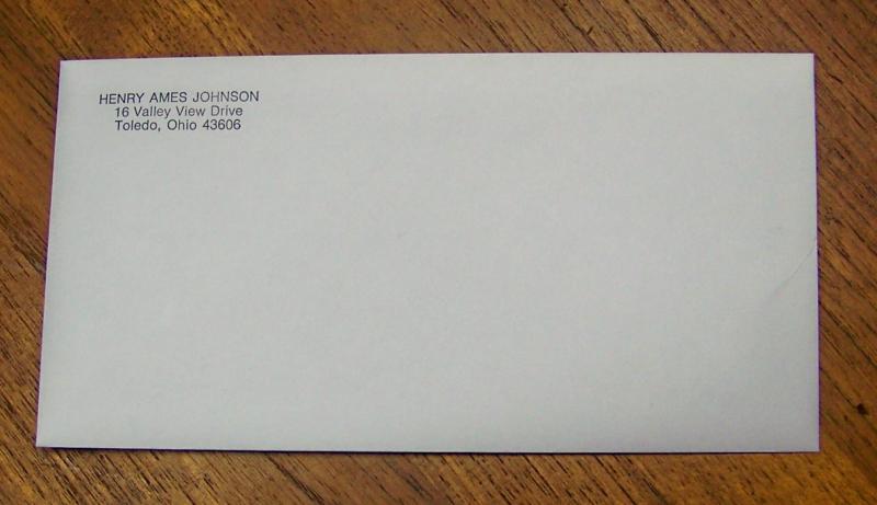 Utility Envelopes