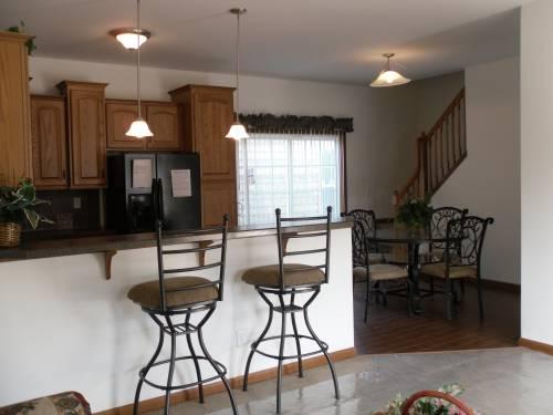 Living Room to Kitchen/Nook