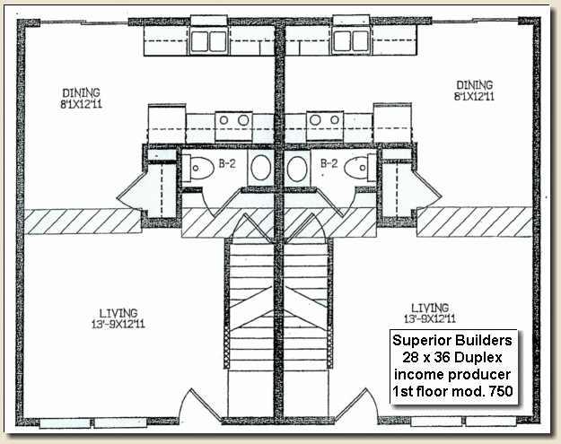 Superior Duplex