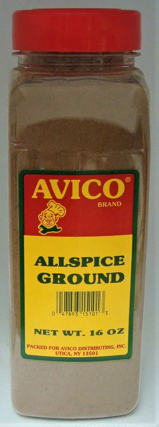Allspice (GROUND) 16 oz
