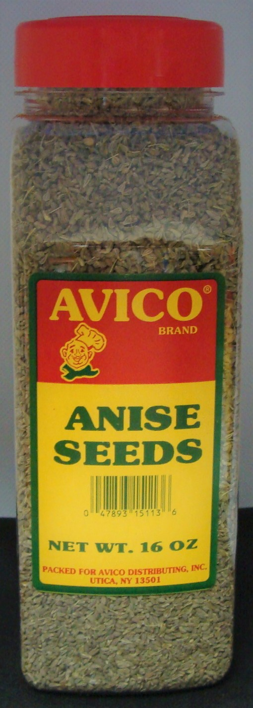 Anise Seed 16 oz
