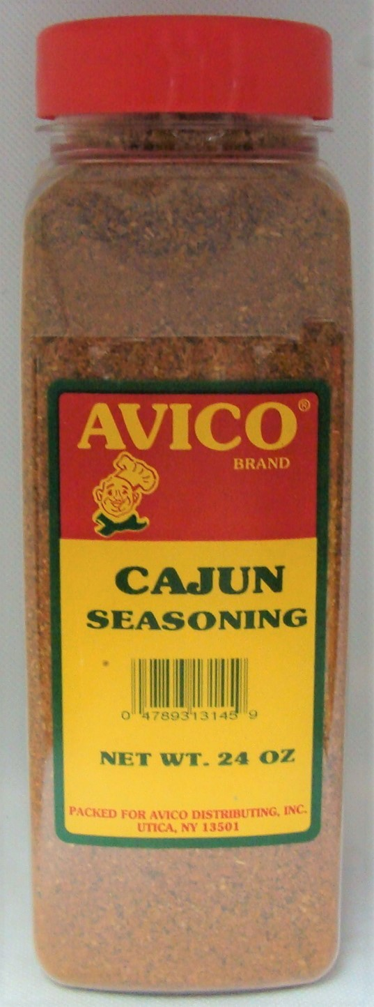 Cajun Seasoning 16 oz